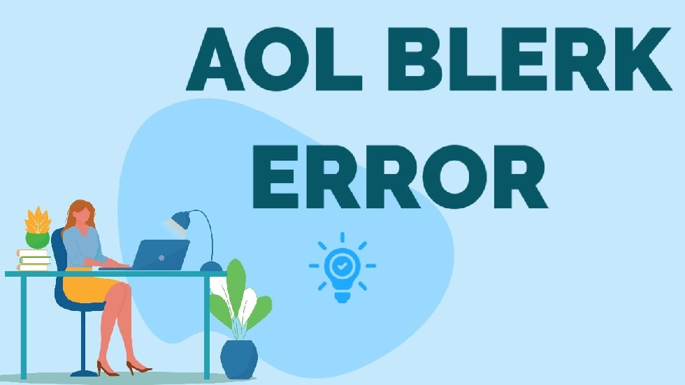 Blerk error AOL Mail